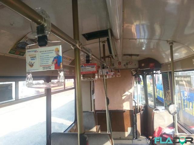 Publicitate in tramvaie - 2/4