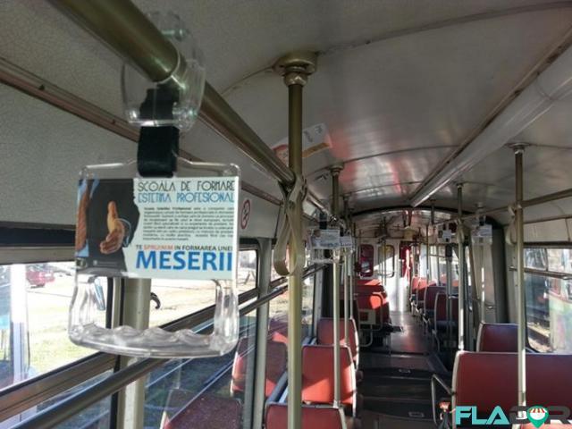 Publicitate in tramvaie - 4/4