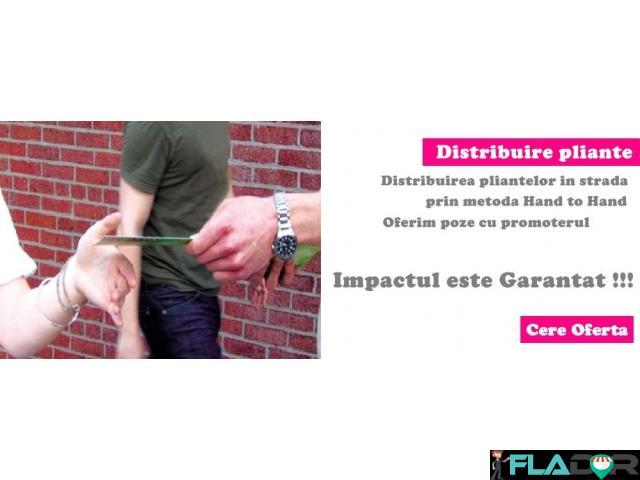 Distribuire Pliante publicitare - 4/4