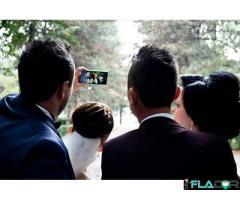 Echipa FOTOGRAF + CAMERAMAN
