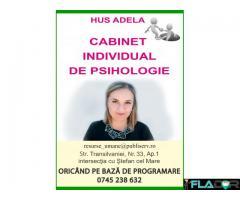 Cabinet psihologic Oradea Rogerius