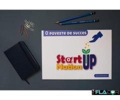 Placute Informative Start-Up Nation 2018 - Livrare Gratuita