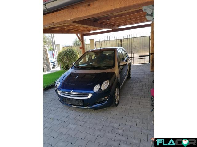 Smart forfour - 1/3