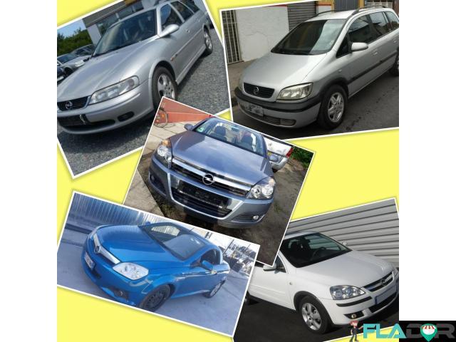 Usa portiera stanga dreapta Opel Astra Corsa Meriva Zafira Insignia Agila Vectra  Meriva - 2/6