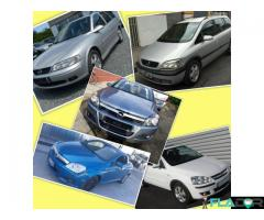 Usa portiera stanga dreapta Opel Astra Corsa Meriva Zafira Insignia Agila Vectra  Meriva