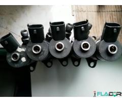 0445110188 Injectoare Citroen Ford Focus Fusion Mazda 3 Peugeot 206 307 407 Volvo C30 S40 V50 1.6 - Imagine 4/5