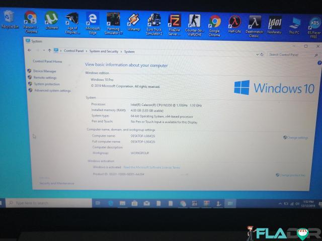 Laptop Lenovo ideapad 320 - 1/6