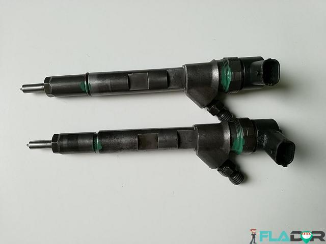 Injector 0445110059 Jeep Cherokee Chrysler Voyager LDV Maxus 2.5 2.8 CRD 2.5 D - 1/6