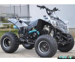 Atv Montain Warrior 125 cc Roti de 8 inch - Imagine 1/3
