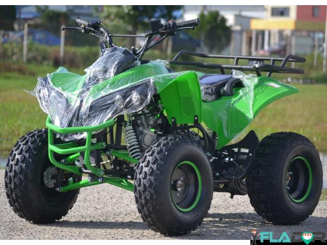 Atv Montain Warrior 125 cc Roti de 8 inch - 3/3