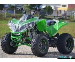 Atv Montain Warrior 125 cc Roti de 8 inch - Imagine 3/3