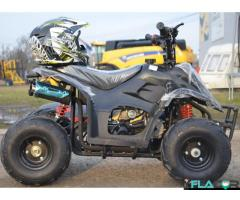 Atv Panzer 125cc  Roti De 6 Inch - Imagine 1/5
