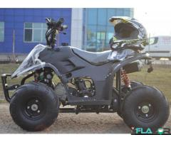 Atv Panzer 125cc  Roti De 6 Inch - Imagine 2/5