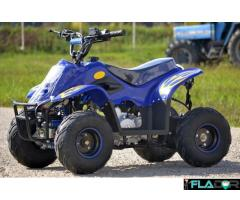 Atv Panzer 125cc  Roti De 6 Inch - Imagine 3/5