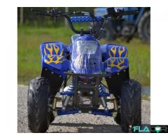Atv Panzer 125cc  Roti De 6 Inch - Imagine 5/5