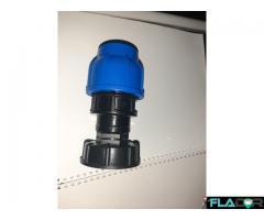 Reductie, adaptor, cupla, conector bazin ibc 1000L - Imagine 5/6