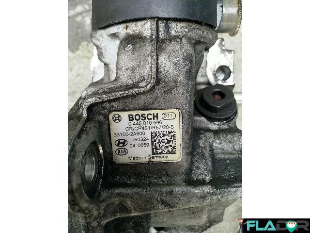 0445010596 0986437447 Pompa Inalta Hyundai i20 i30 i40 ix20 Tucson 1.4 1.6 1.7 CRDi - 2/4