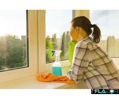 Oferta curatare si spalare geamuri
