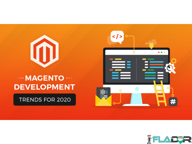 Magento 2 Development - Magazine Online Magento - 1/2