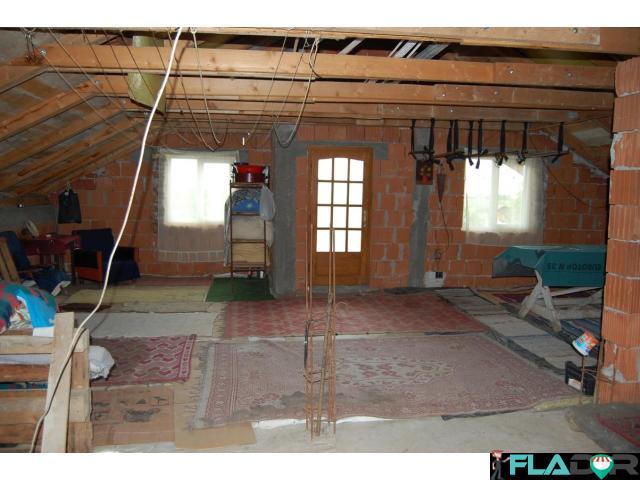 Vand Casa noua masiva cu 7 camere din caramida parter cu mansarda - 4/6