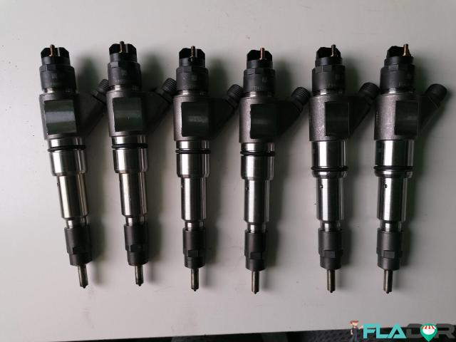 0445124036 5801906153 Bosch Injector Iveco Stralis AD AS AT / Trakker AD AT - 4/5