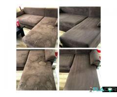 Curatare si igienizare canapele si saltele