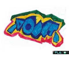 Desen graffiti