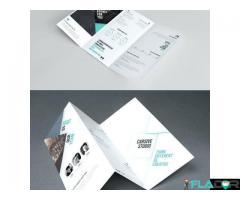 Pliante, Flyere, Reviste | Design + Print + Distributie pliante