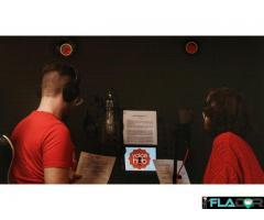 Studio de inregistrari VoiceOver / Spoturi Audio / Reclame - Imagine 2/4
