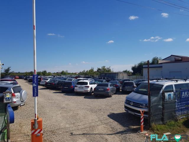 Parcare Aeroport Otopeni, Parcare rulote, Parcare Microbuze, Parcare Autocare - 1/1