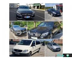 Transport persoane, transfer privat, transfer aeroport, evenimente
