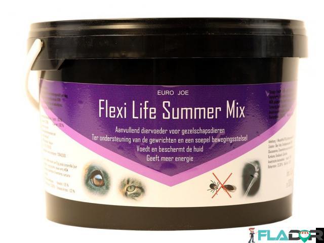 Supliment pentru caini Flexi Life Summer Mix 1 kg - 1/1