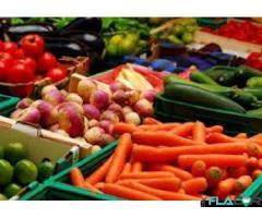 Operatori depozit legume fructe Suedia