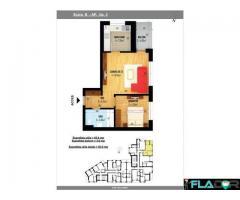 Închiriez Apartament si Parcare Subterană - Imagine 2/6