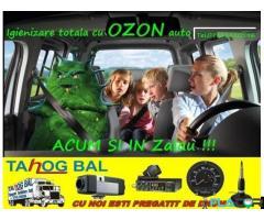 Igienizare autoturism