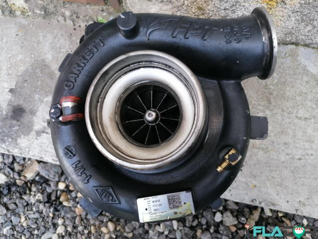 5801661503 5801661502 GARRETT Turbosuflanta Iveco Cursor 9  Euro 6 - 1/6