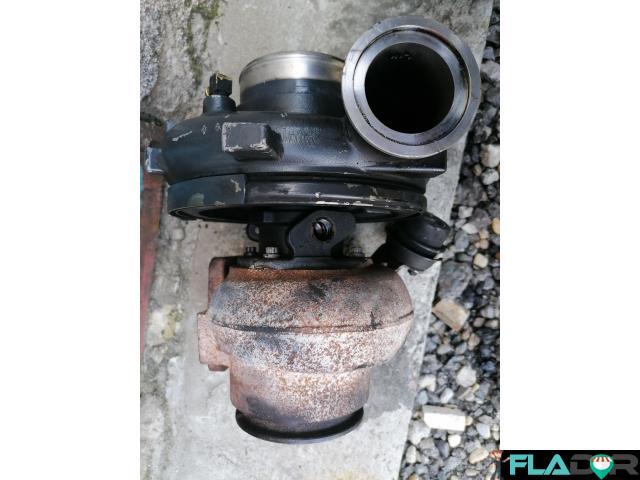 5801661503 5801661502 GARRETT Turbosuflanta Iveco Cursor 9  Euro 6 - 5/6