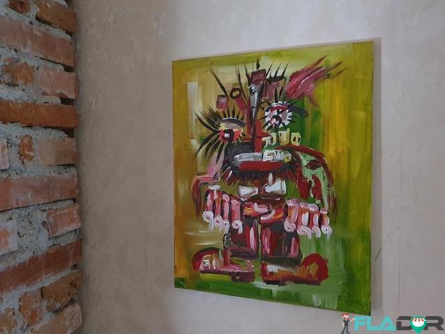 Tablou in culori acrilice BUSINESSMAN - 1/1