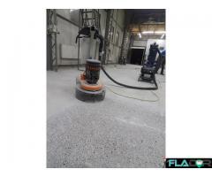 Șlefuire beton