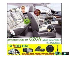 Igienizare autoturisme, locuinte, firme la  ZALAU