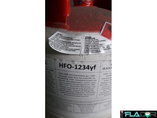 Incarcare Freon Auto Noul Gas Ecologic R1234YF / R134A - 1/6