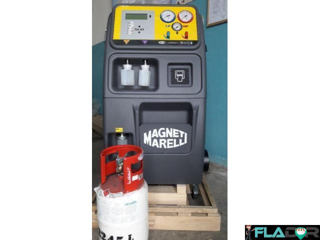 Incarcare Freon Auto Noul Gas Ecologic R1234YF / R134A - 2/6