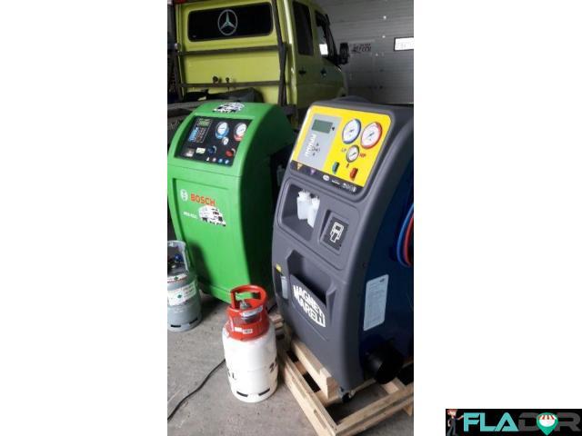 Incarcare Freon Auto Noul Gas Ecologic R1234YF / R134A - 3/6