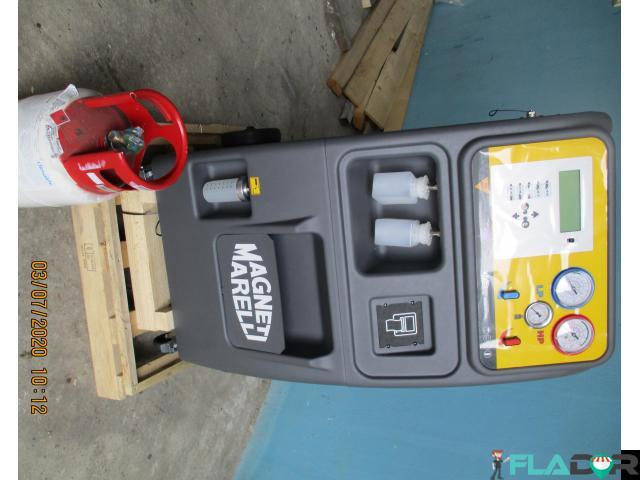 Incarcare Freon Auto Noul Gas Ecologic R1234YF / R134A - 4/6