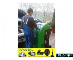 Incarcare Freon Auto Noul Gas Ecologic R1234YF / R134A - Imagine 5/6