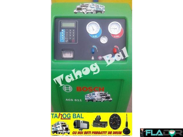 Incarcare Freon Auto Noul Gas Ecologic R1234YF / R134A - 6/6