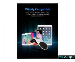 Suport Auto Magnetic Neodim pentru Telefon, Tableta sau GPS