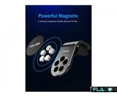 Suport Auto Magnetic Neodim pentru Telefon, Tableta sau GPS - Imagine 5/5