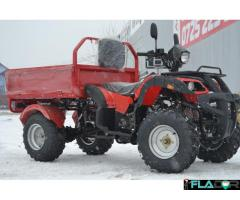 ATV DUMPER TRUCKS 150CMC IMPORT GERMANIA