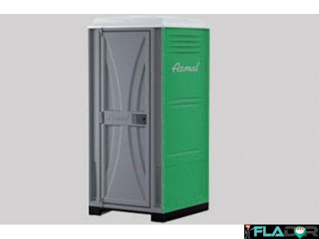 Inchiriere Toalete Ecologice - 1/1
